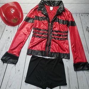 LEG AVENUE Fire woman costume